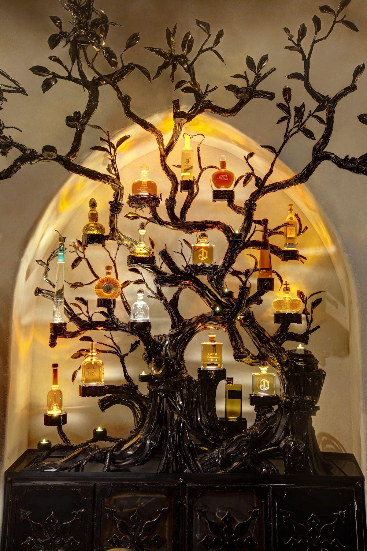 petermax co — javier's - aria hotel & casino tequila tree metal