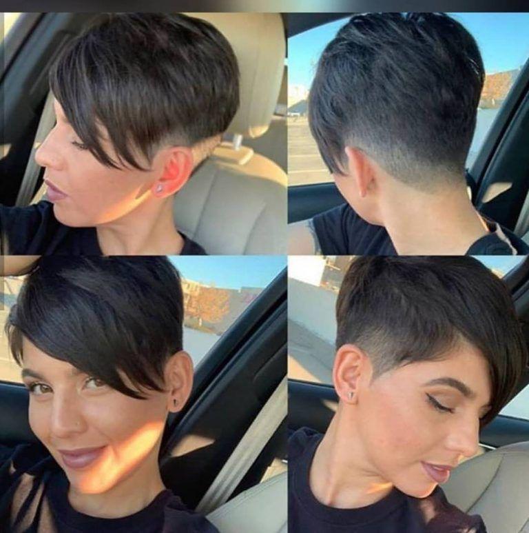 Die schmeichelhaftesten Pixie Haarschnitte für Frauen