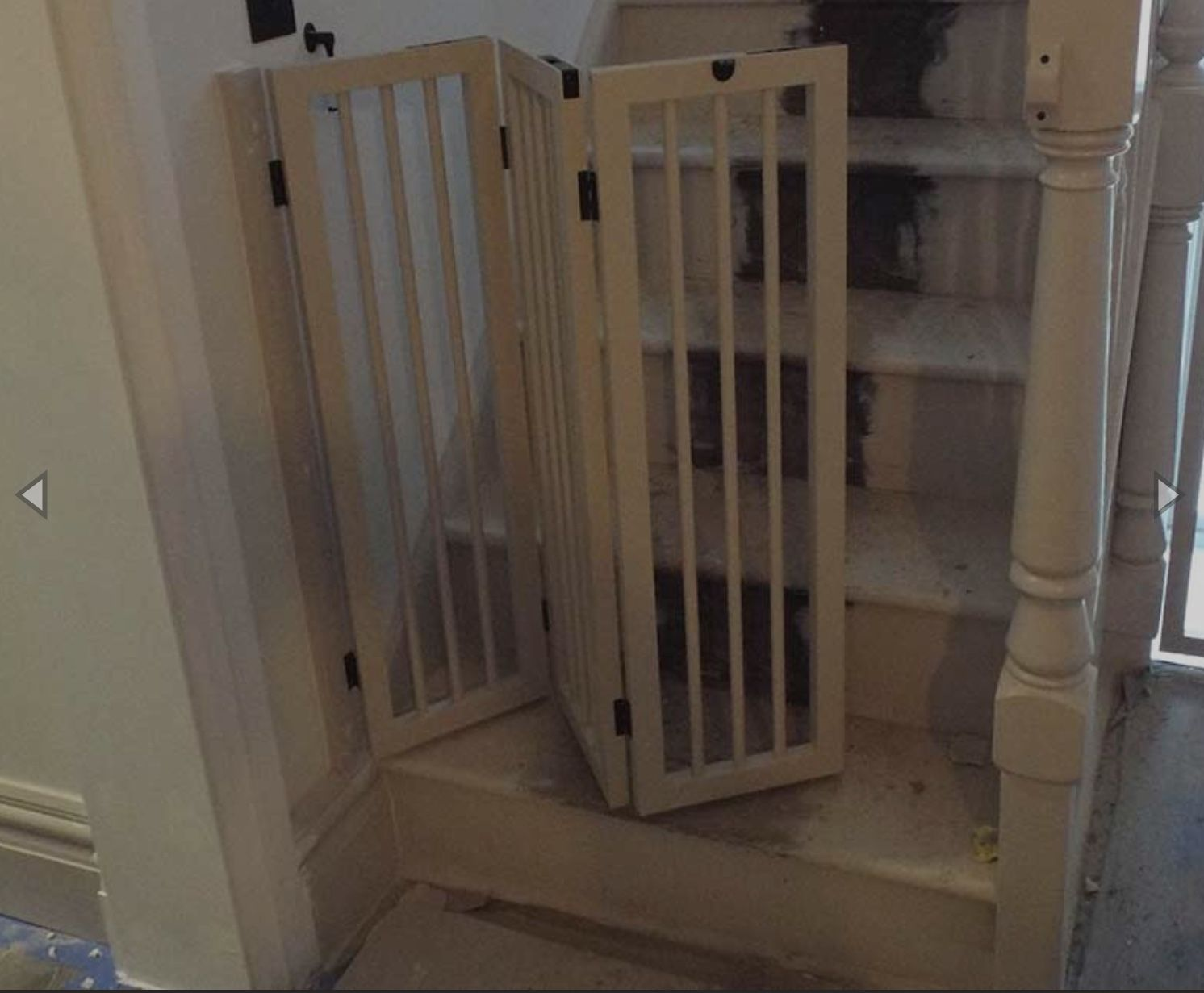 Pin by Kimberly Chumlea on baby in 2020 Diy dog gate