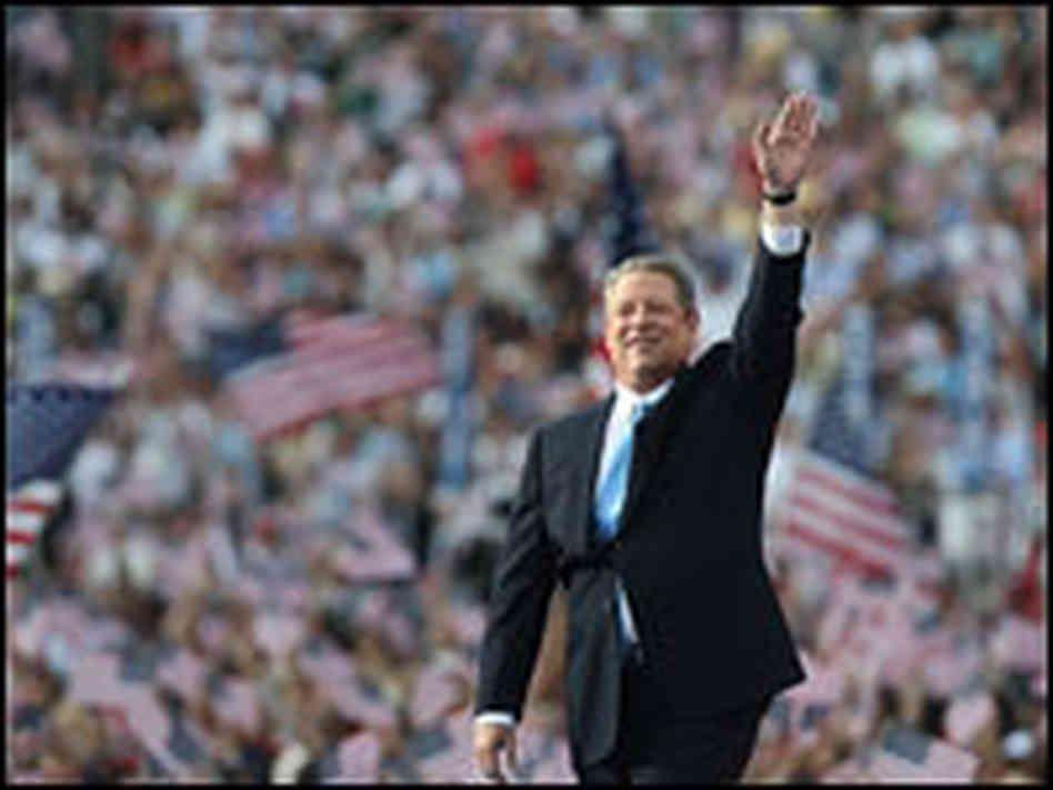 Environmental activism of Al Gore