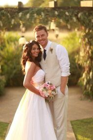 Hill Country Wedding at Vista West Ranch from Benfield Photography - Style Me Pretty