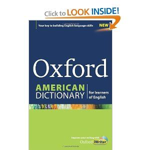 Oxford American Dictionary for learners of English by Inc  Oxford