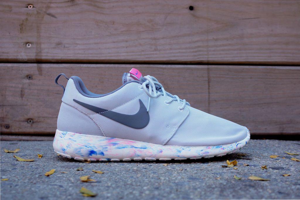 Nike Roshe Run Marble | Nike, Nike