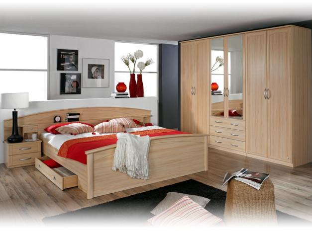 Komplett schlafzimmer günstig elegante Schlafzimmer Design ...