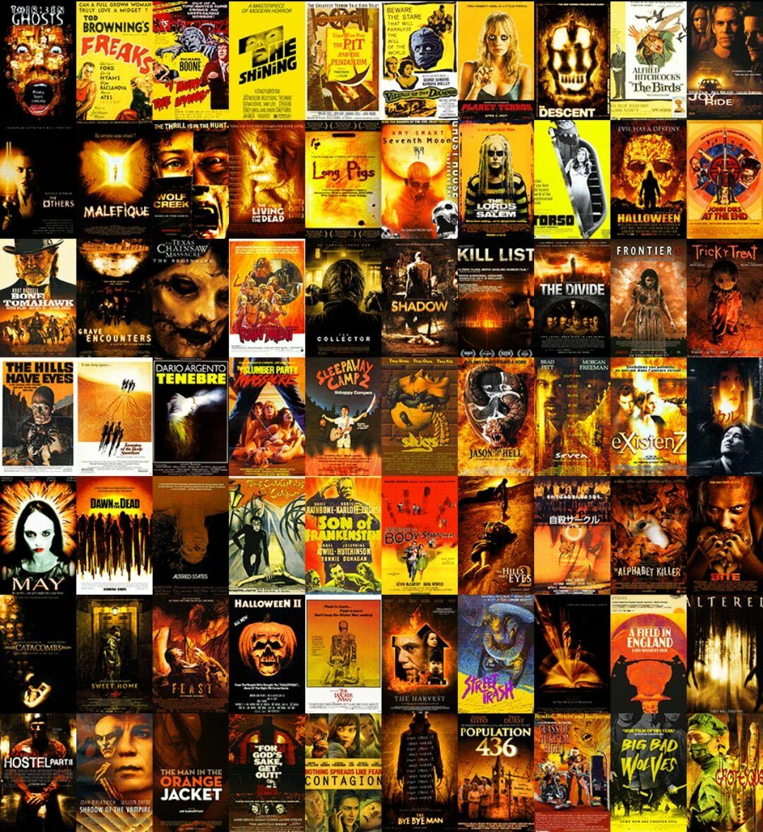 Pin by lindsey feith on Books Horror movie posters