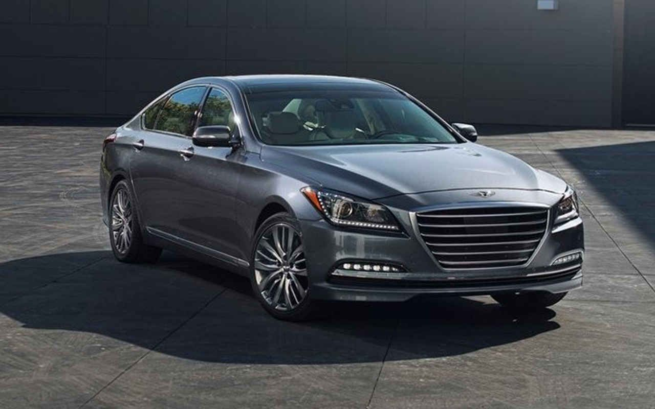 Hyundai Genesis Limousine Cost And Perfomance Http