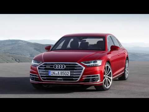 Audi A8 Exterior Interior In 230 Minutes 2018 Youtube My