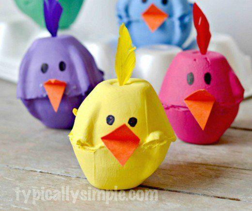 58 wonderful egg carton craft ideas preschooler crafts for Styrofoam egg carton crafts