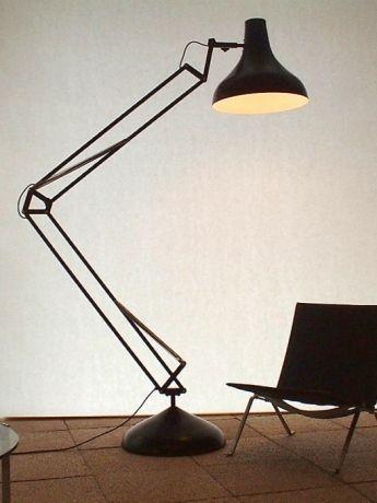 LIGHTING Max Floor Lamp - Gineico