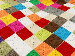Ravelry: Lap Rug pattern by Marinke Slump