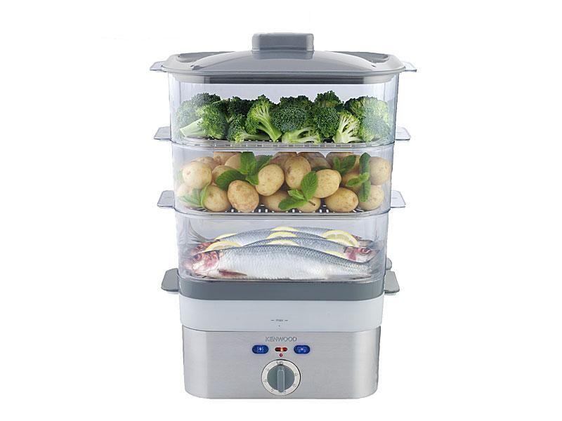 Food Steamer Fs620 Kenwood International Kitchen Appliances Steamer Recipes Kitchen Appliances Food Steamers