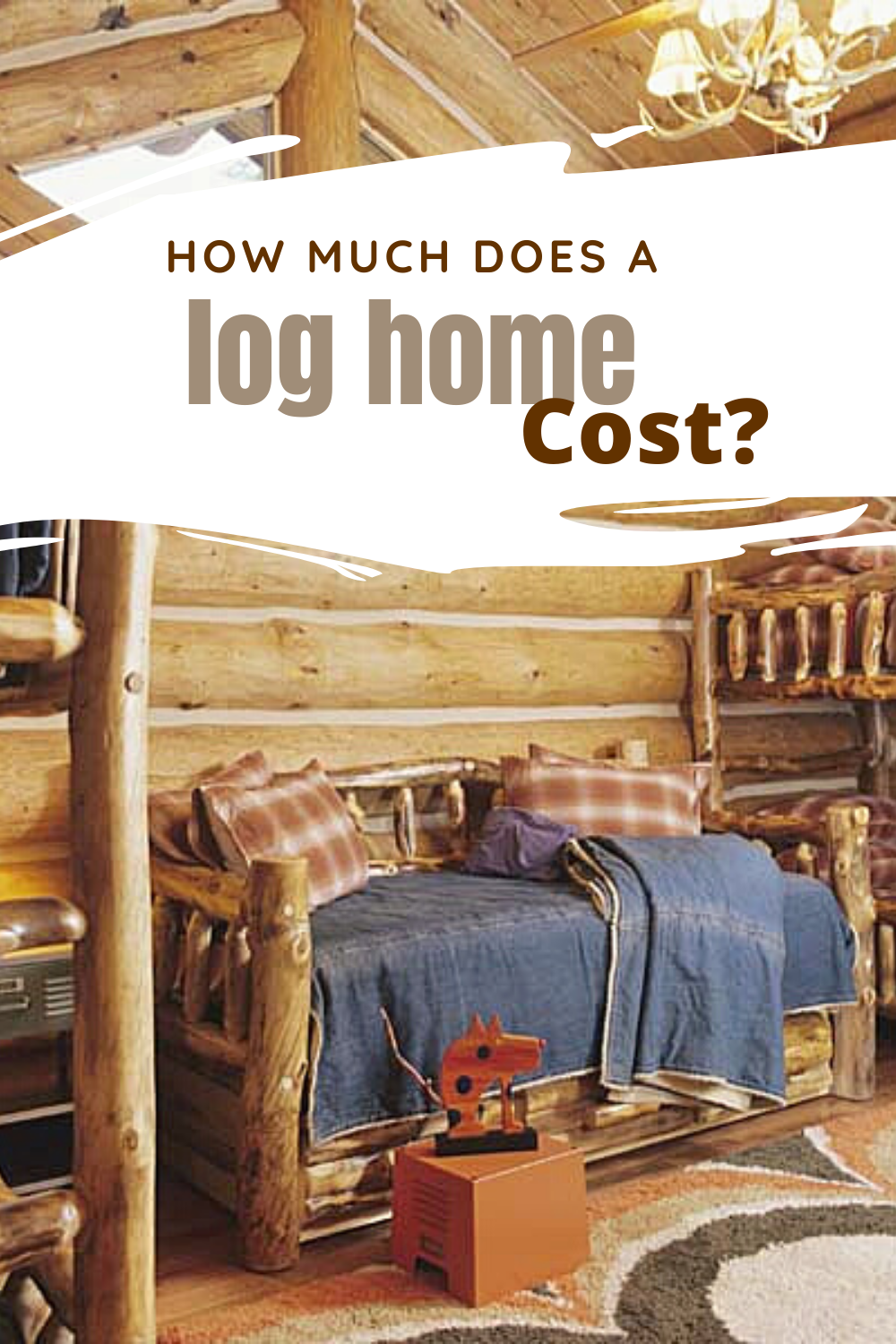 Curious how much a log cabin costs? in 2020 Log homes