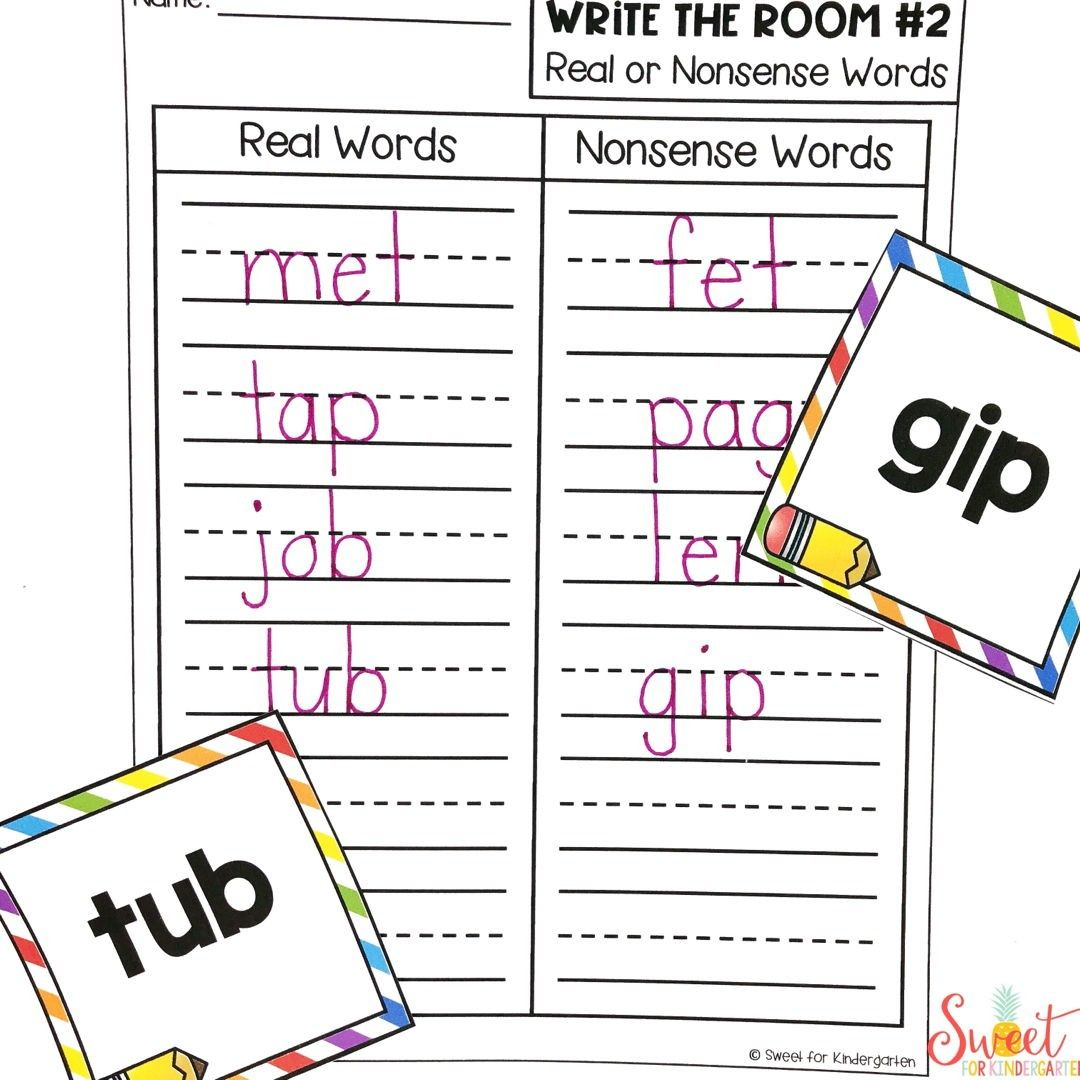 Why Should I Teach Nonsense Words Nonsense Cvc Words Help Build Student S Fluency Often Students Memorize Cvc Blend Cvc Words Nonsense Words Cvc Words [ 1080 x 1080 Pixel ]