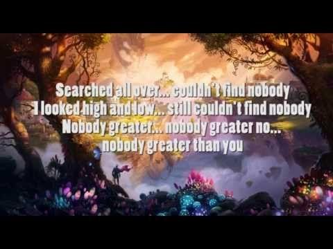 Nobody Greater Vashawn Mitchell Lyrics Single Mothers Lyrics Youtube This lyrics has been read 221 recent lyrics. pinterest