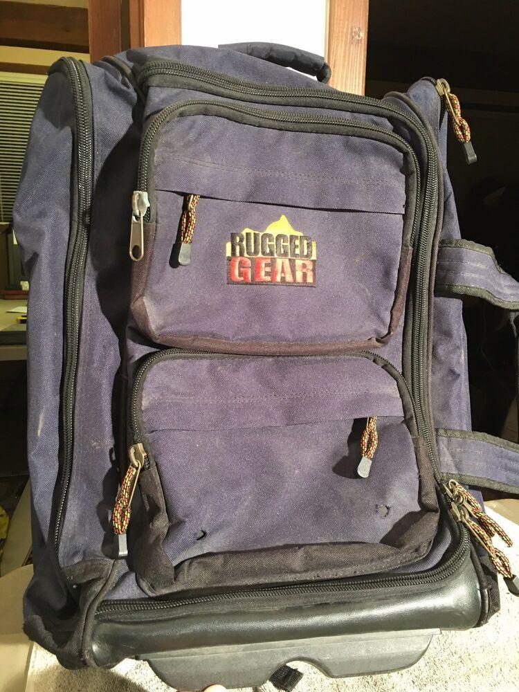Backpack Survivalist Rugged Duffel Bag
