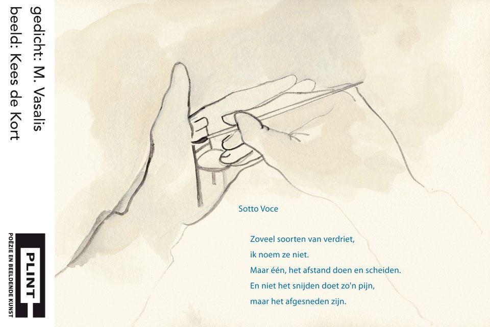 Sotto Voce M Vasalis Poëzie En Proza Mooie Gedichten