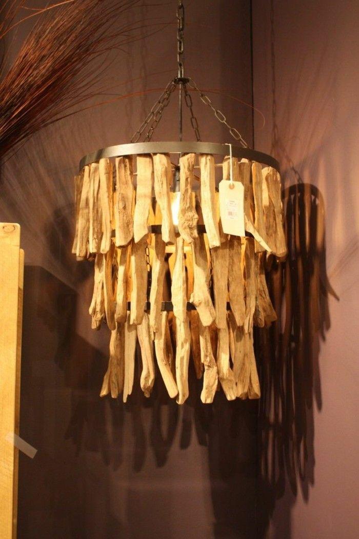 treibholz lampe 69 diy ideen inspirationen und noch vieles mehr leuchten pinterest. Black Bedroom Furniture Sets. Home Design Ideas