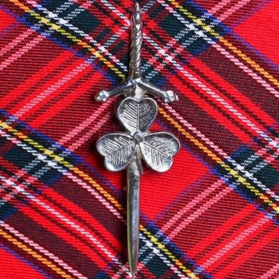 Scottish Kilt Pins In Various Designs