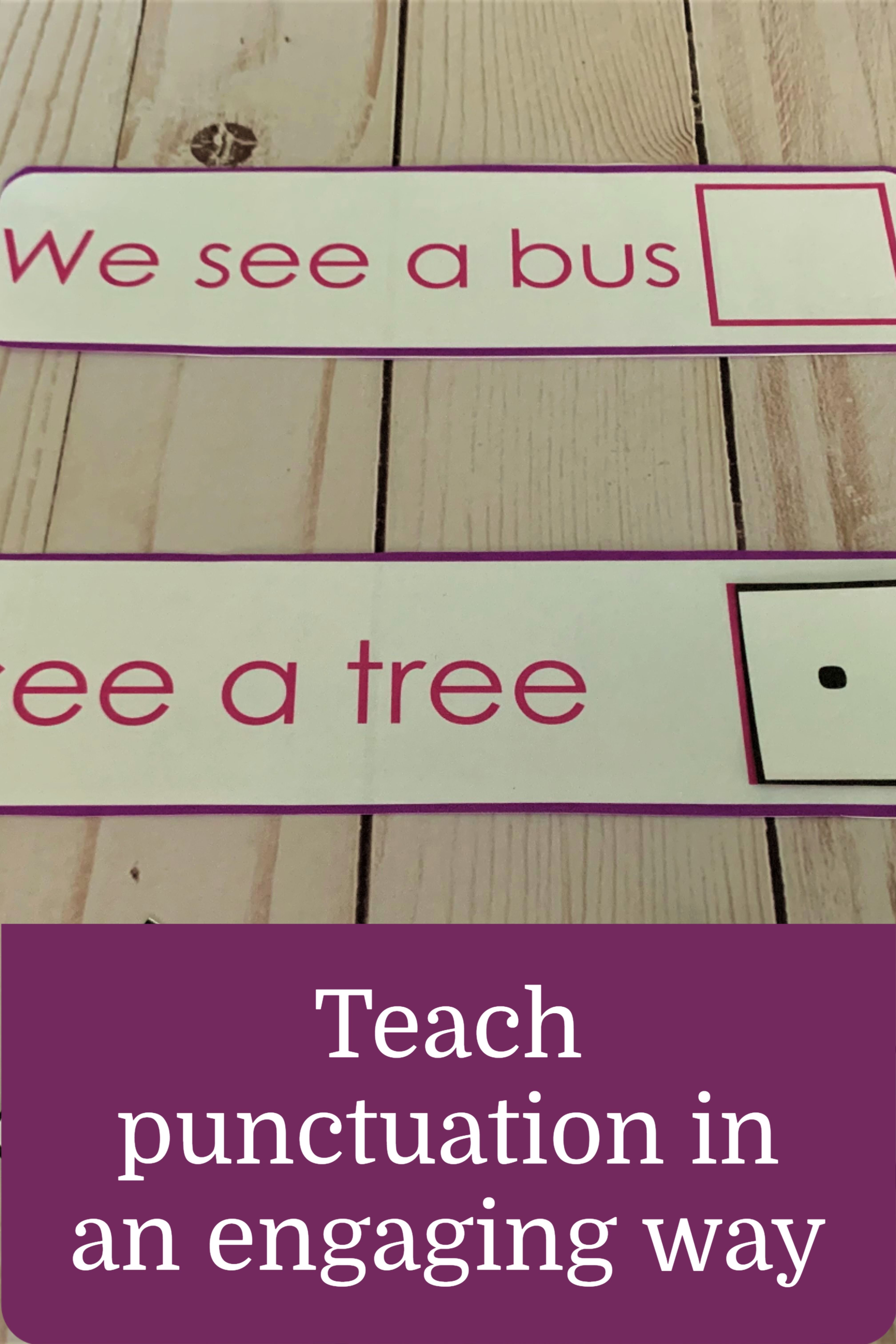 Punctuation Worksheets Anchor Charts And Activity