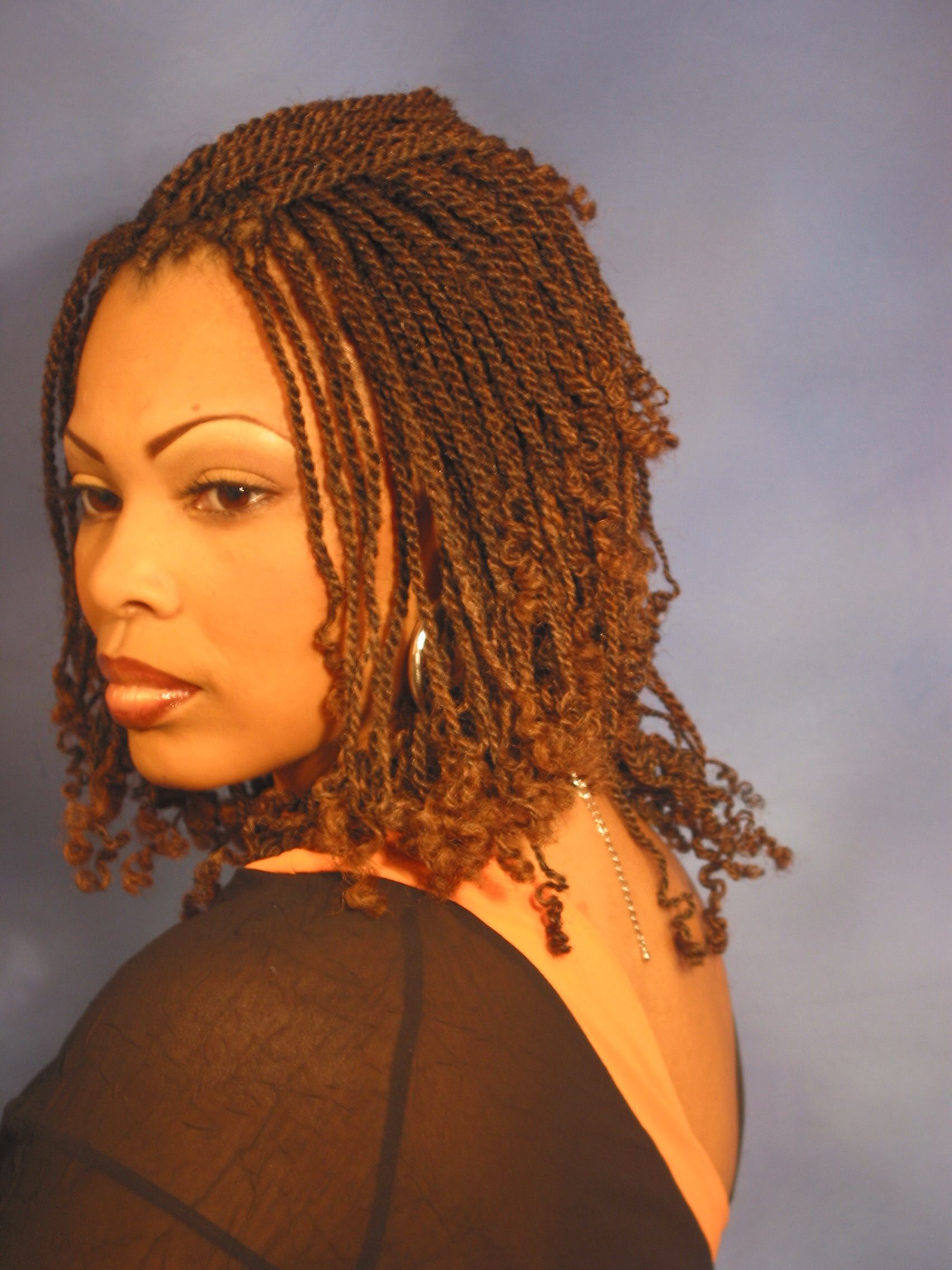 kinky twists styles - Google Search | Hairstyles | Pinterest ...