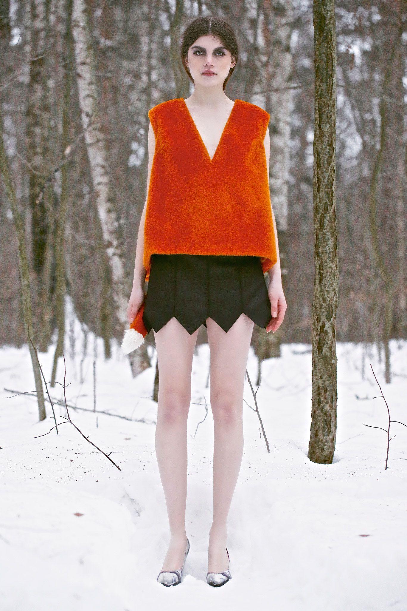 Vika Gazinskaya Fall 2013 Ready-to-Wear Fashion Show