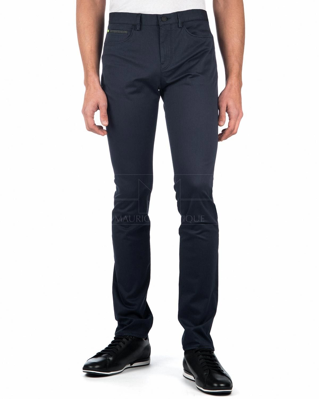 1216d7dbac Pantalones HUGO BOSS ® Azul Marino ✶ Lester