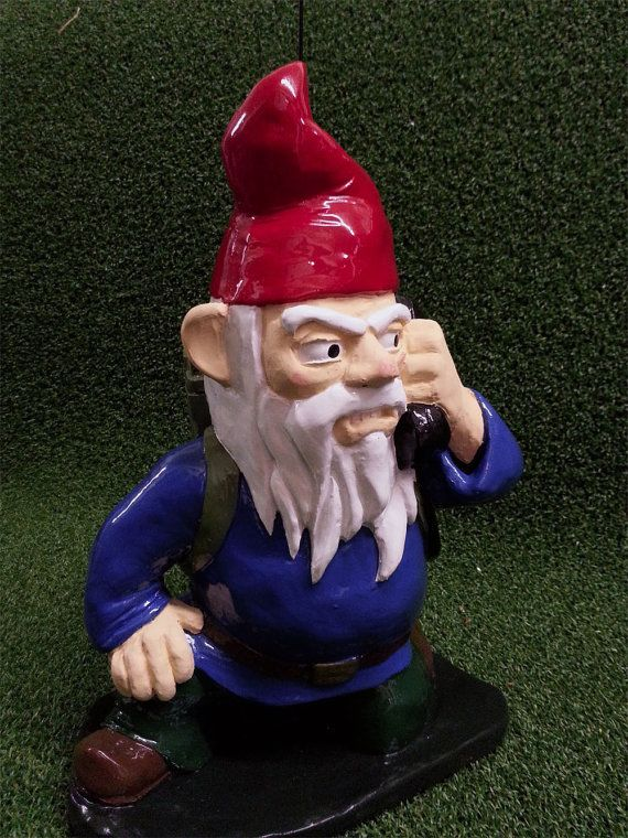 Hey, I Found This Really Awesome Etsy Listing At  Https://www.etsy.com/listing/170527129/combat Garden Gnome Radioman