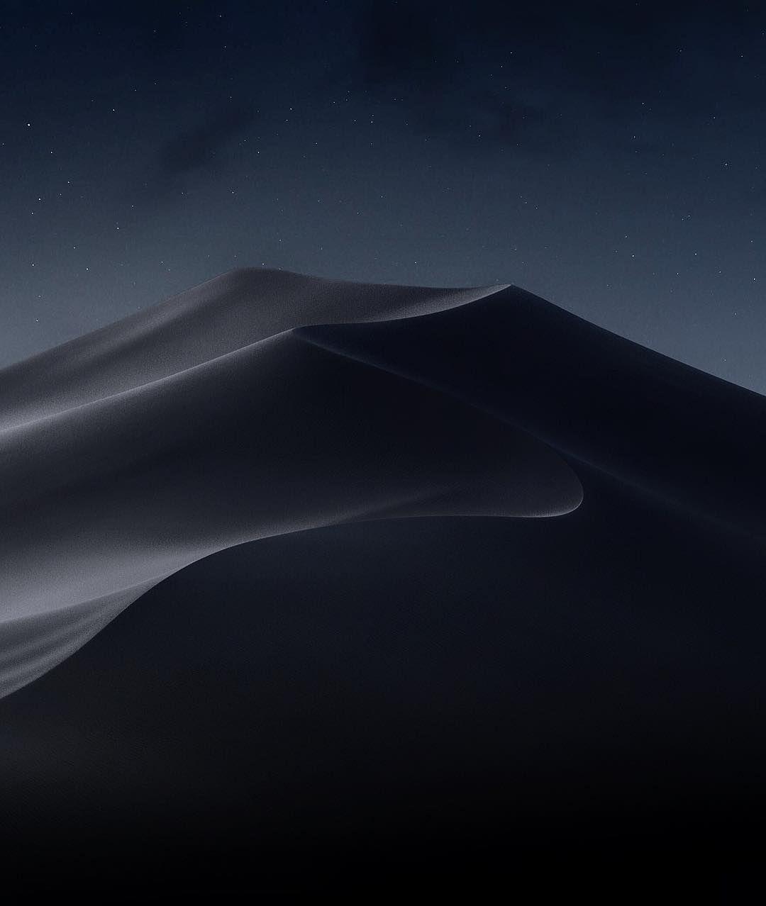 Wallpapers For Mac Hd: MacBook Next Dark Mode Wallpaper. Yes Or No ?