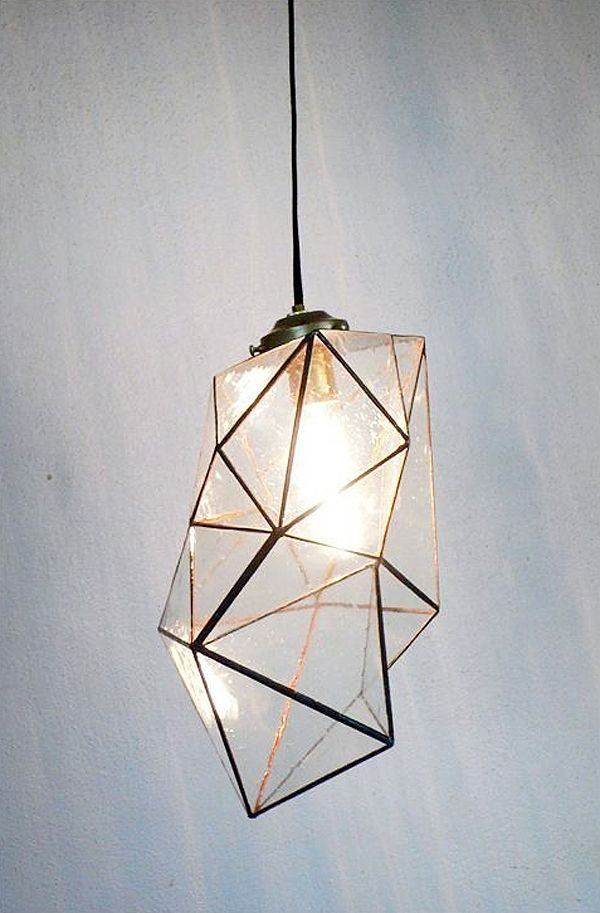 115 Geometric Lamp Lamp Design Pendant Lamp