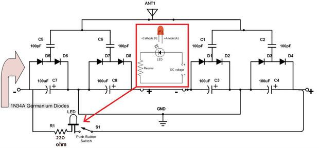 Tesla Free Energy Air Circuit Design and Testing