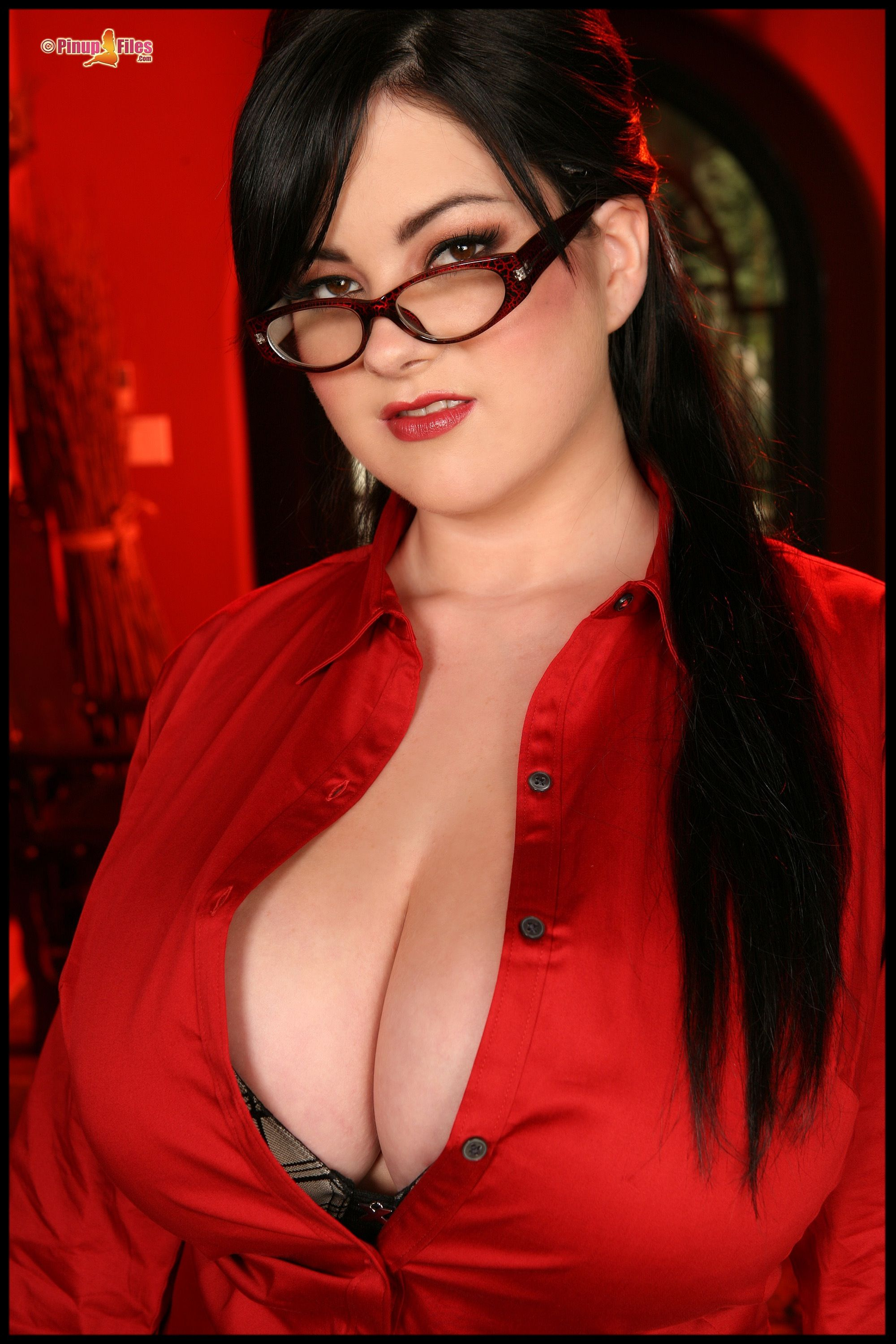 busty 1 | glasses bbw | pinterest | boobs, satin and girls