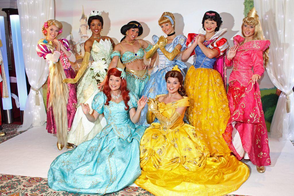 Princess Tiana At Disney Character Central Disney Park