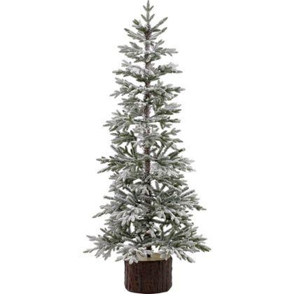 4ft Snowy Larch Christmas Tree Homebase Christmas Tree White Christmas Tree Christmas