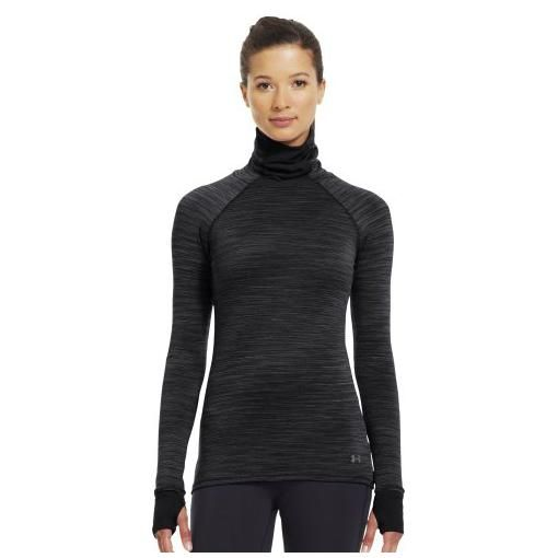 Under Armour - Printed-UA-Fly-By-Turtleneck-for-Women -