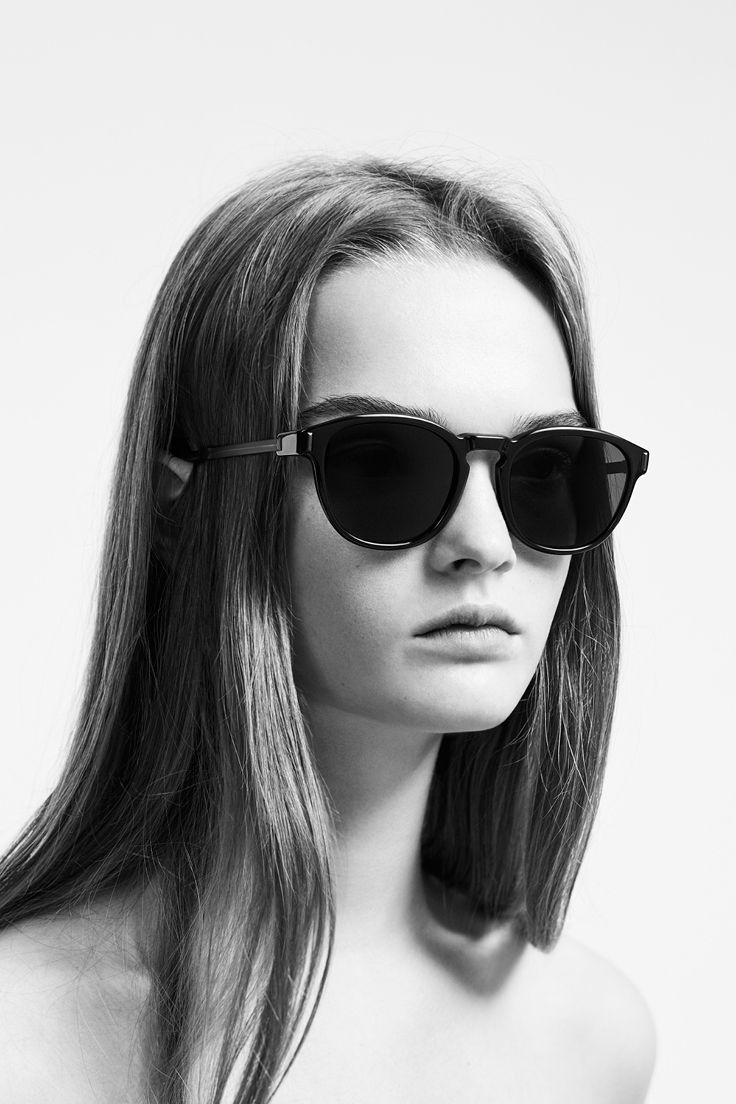 c3b61f68582 Quiet cool  Lulu wears Calvin Klein sunglasses.