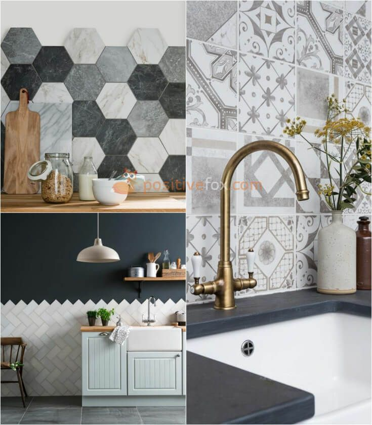 Wall Decor Tiles 50 Kitchen Wall Decor Ideas  Best Kitchen Wall Ideas With Photos