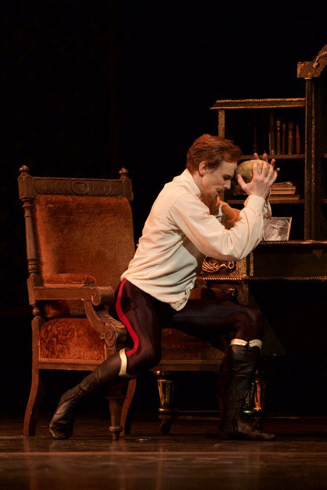Mayerling opens tonight at The Royal Ballet… here's a sneak peek