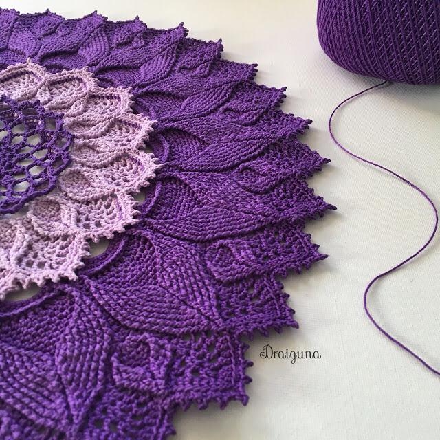 Arcanoweave Part 3 Free Crochet Doily Patterns Crochet