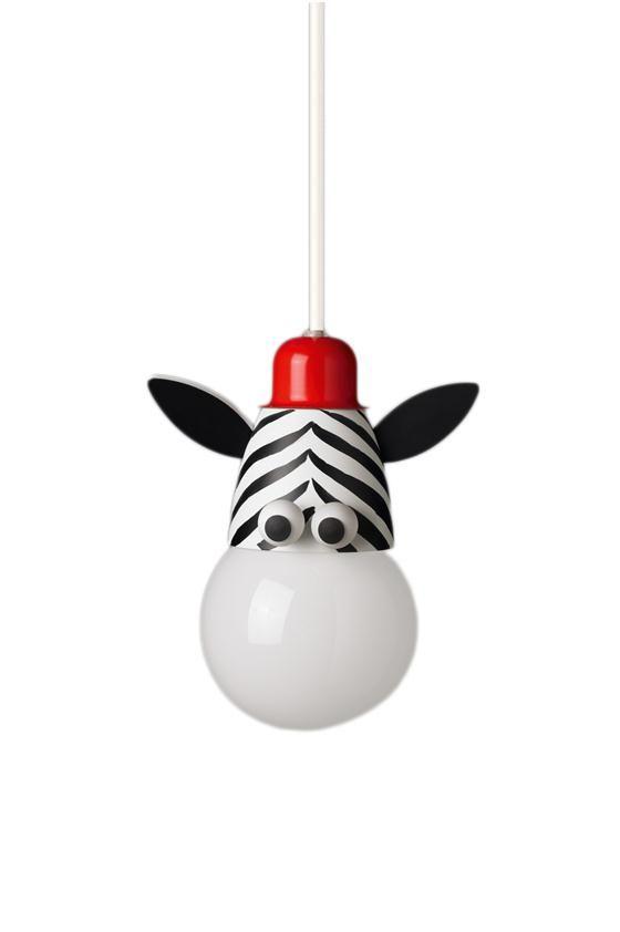 Philips Unnado Sale Lighting Zebra Red Black White