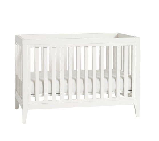 Tatum Convertible Crib Cribs Pottery Barn Crib Convertible Crib