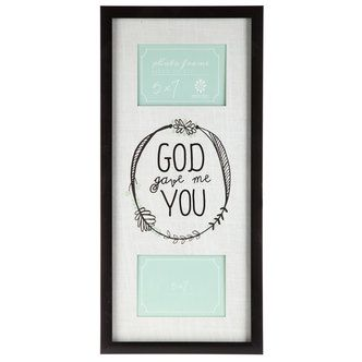 5 X 7 God Gave Me You Collage Frame Collage Frames Give It To