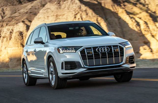 2022 Audi Q7 The Next Update Q7 Suv Redesign Looks Better Ever Audi Car Usa In 2020 Audi Q7 Audi Q7 Interior Audi
