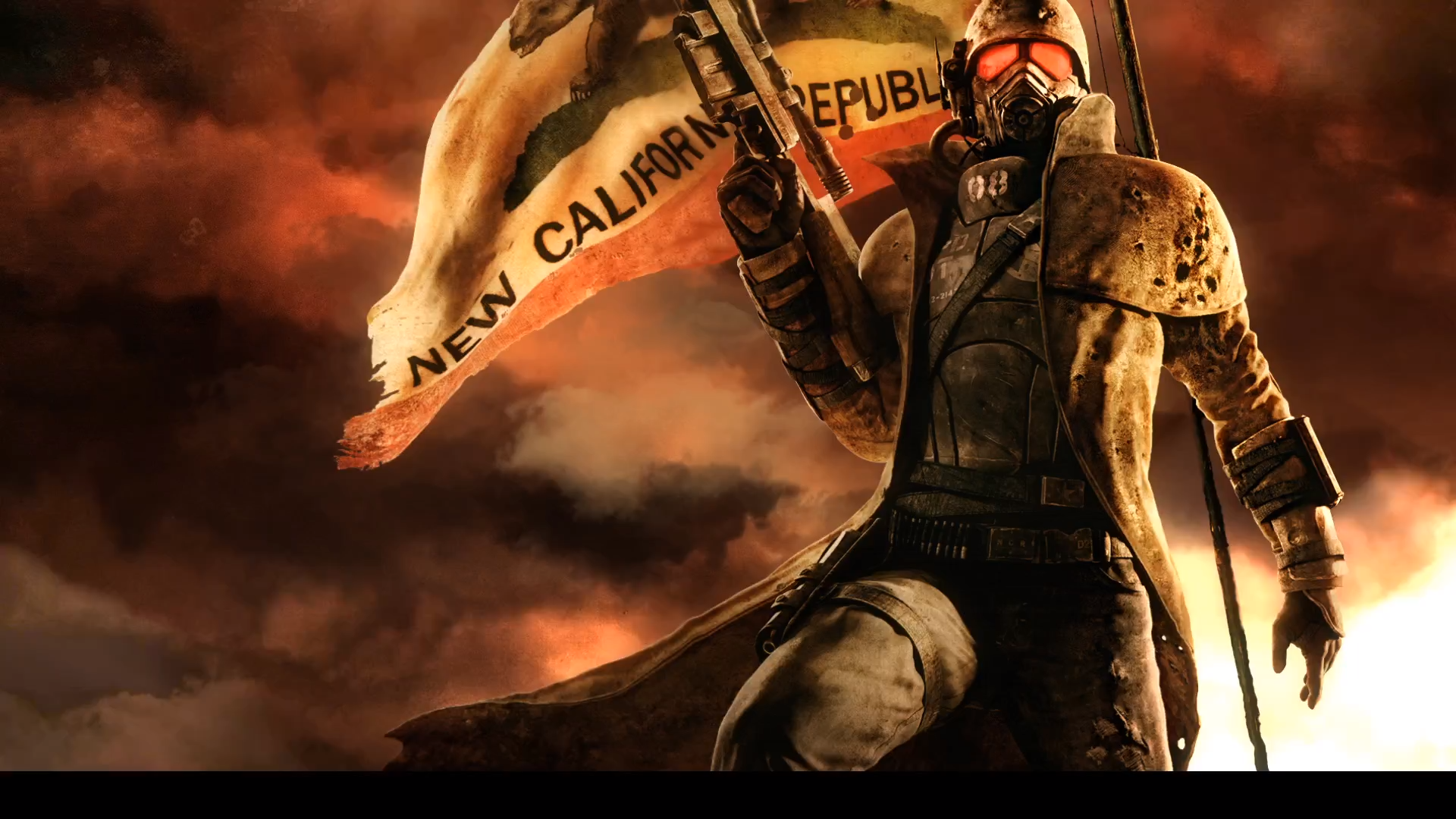 Fallout New Vegas Ncr Veteran Ranger Gaming Wallpaper Video Fallout Wallpaper Fallout 4 Wallpapers Fallout New Vegas