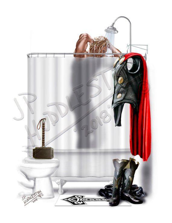 Superhero Bathroom Set Of 5 Print Aquaman Thor Wolverine Spiderman Wonder Woman Captain America Deadpool Batman Pooping Captain Marvel Deadpool Marvel Arte Super Heroe