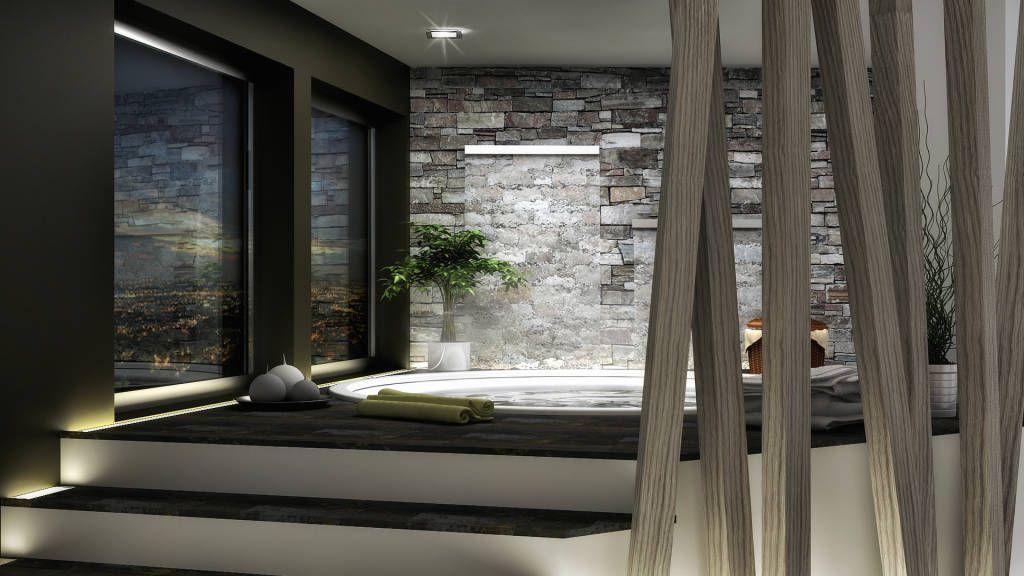 Spa modernos de Luigia Pace Architetto
