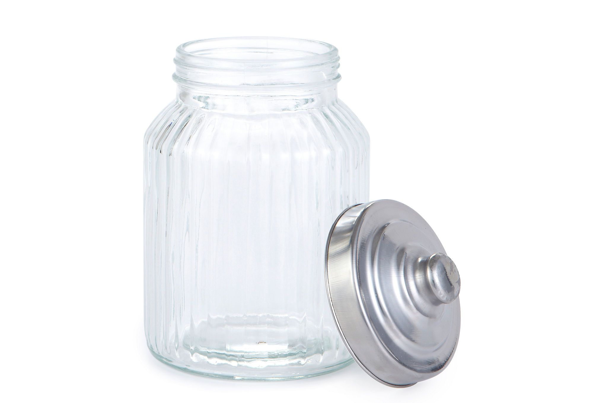 One Kings Lane  The Sweet Shop  S Compact Round Canisters