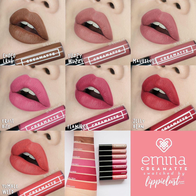 Hasil Gambar Untuk Emina Matte Lip Cream Review Pewarna Bibir Produk Kecantikan Produk Makeup