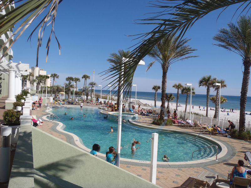 Boardwalk Beach Resort Condos Panama City Fl