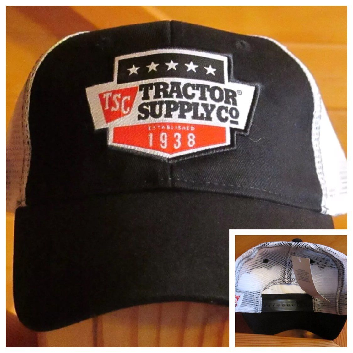 bbb73e01886 Tractor Supply Company SnapBack Hat Cap - Mercari: The Selling App #farming  #tractor #cap #hat #accessories #clothes