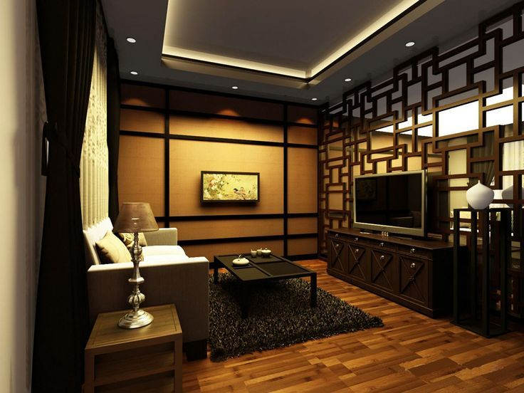 Home Theatre Cum Living Rooms   Google Search. Asian Bedroom DecorRooms ...